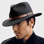 Шляпа STETSON арт. 2528005 SARDIS (черный)
